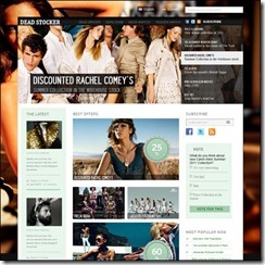 deadstocker-fashion-template