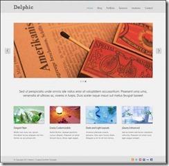 delphic-free-html-template