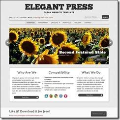 elegant-press