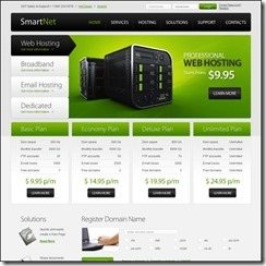 free-html5-template-hosting-website