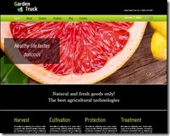 free-website-template-agriculture