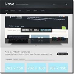 nova-html-template