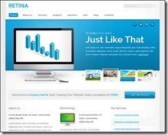 retina-free-html5-template