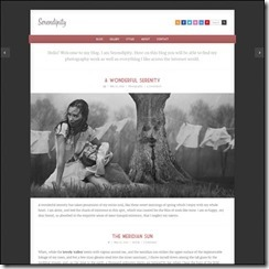 serendipity-free-html-template