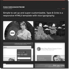 type-grids-responsive-html5-template