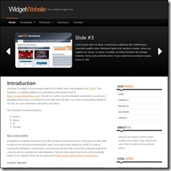 widget.free.css.html.template