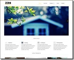 zero-responsive-html5-website